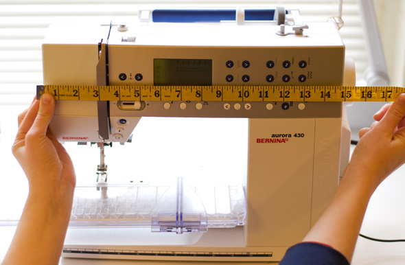 How to Sew: A Reversible Sewing Machine Cover / Amy Alan / Really ...