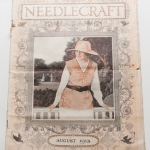 NeedleCraft Magazine, August 1918 cover