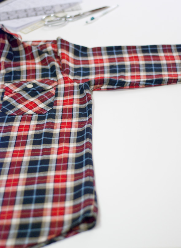 How To Alter A Men's Shirt Part 40 Amy Alan Really Handmade Inspiration How To Tailor A Shirt Without A Sewing Machine