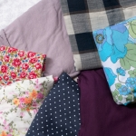 These are first fabrics I will be cutting into from my stash, starting TODAY.