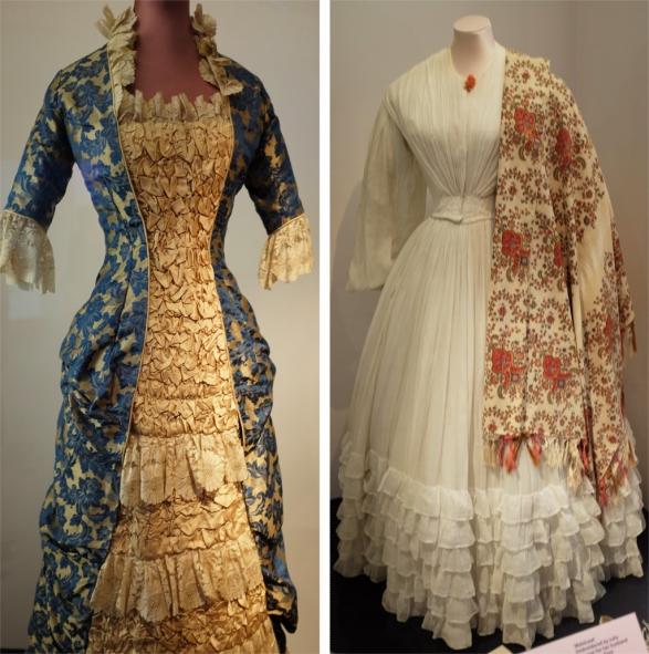 V&A-dresses