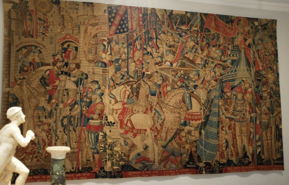 V&A-tapestry