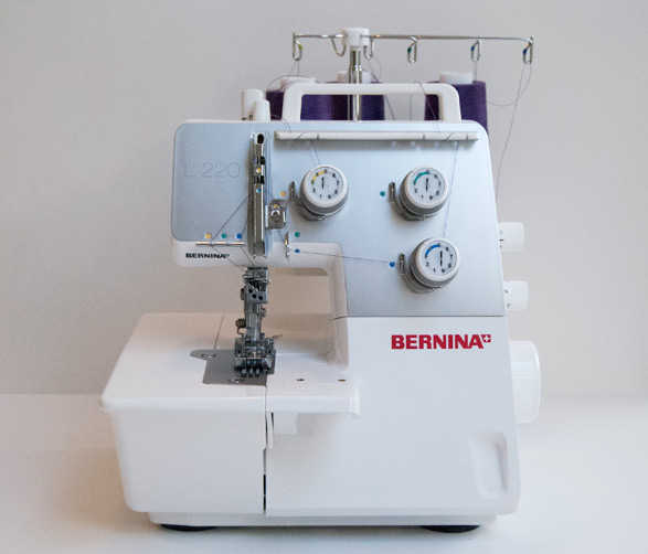 Bernina coverstitch