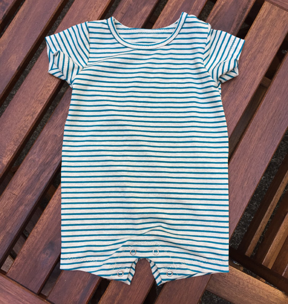 Striped-Bamboo-Romper