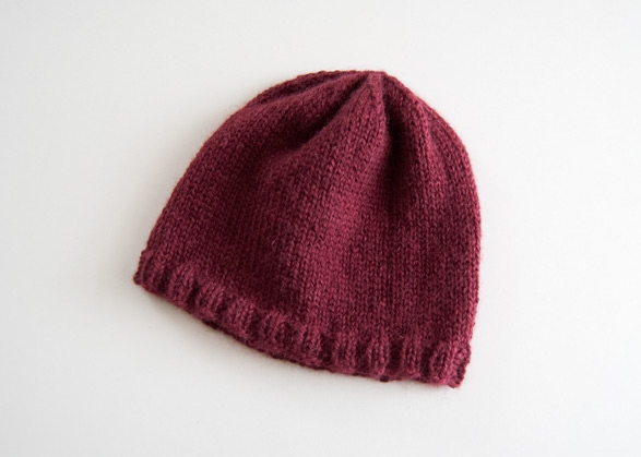 Ravelry- Basic Baby Hat