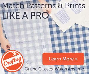 Craftsy - Match Patterns & Prints Like a Pro