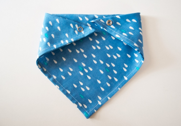 How to Sew Easy Baby Bibs on ReallyHandmade.com