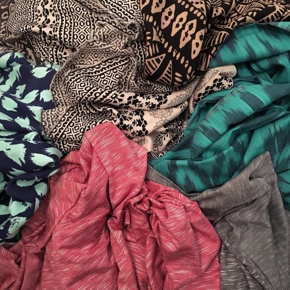 New Fabrics by ReallyHandmade.com