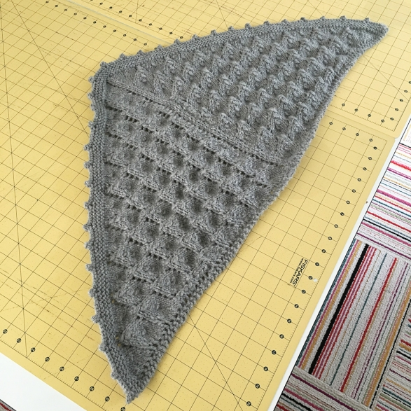 Unblocked Shawl by ReallyHandmade.com